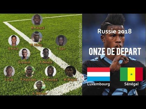 Senegal / Luxembourg: La composition probable de Aliou Cissé