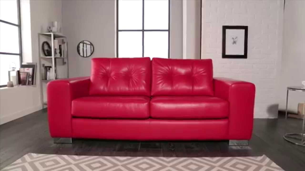 kingston sofa form sofas by saxon youtube. Black Bedroom Furniture Sets. Home Design Ideas