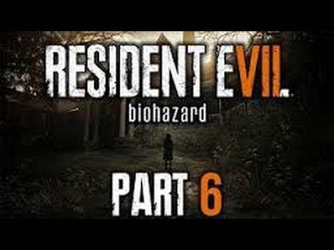 Let's Play Resident Evil 7 Part 6 (Steroids & Flamethrowers!)