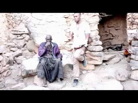 """Dogon Chief Muses on """"African Americans"""" Self-Government/Nationality (w/ Dynast Amir)"""