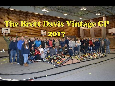 The Brett Davis Vintage GP 2017 - Iconic RC & Dudley Radio Car Club