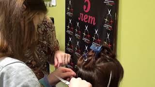 Индивидуальное обучение на парикмахера Тюмень