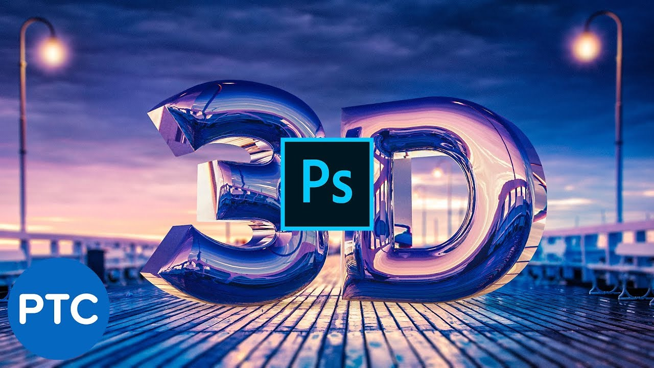 Create a REALISTIC CHROME TEXT Effect in Photoshop 12D [Easy-To-Follow  Tutorial]