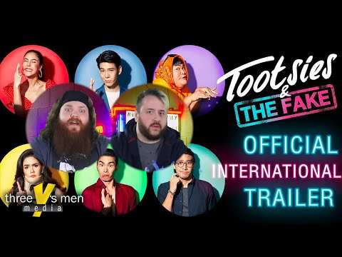 DUMB Americans React To Tootsie And The Fake Trailer Thai Comedy Movie (2020)