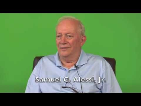 Samuel C. Alessi, Jr. (2014) Recollections