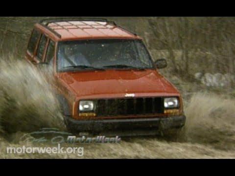 MotorWeek | Retro Review: 1997 Jeep Cherokee   YouTube