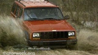 MotorWeek | Retro Review: 1997 Jeep Cherokee