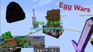NEVER GIVE UP   Egg Wars - Blocks MC   Minecraft 1.8