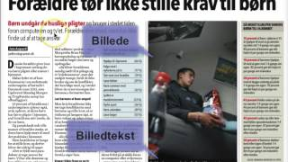 Nyhedsartikel - Lay out