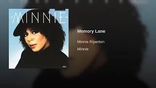 MEMORY LANE - MINNIE RIPERTON .....