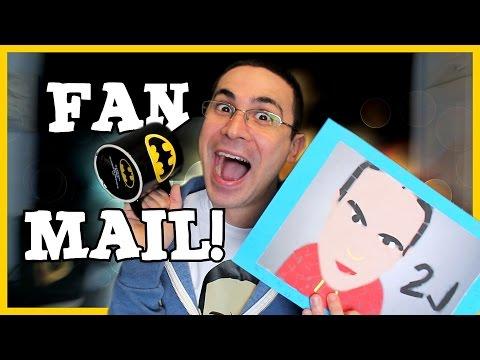 Το Πρώτο Fan Mail!