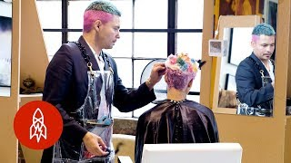 The Hair Artist Working With Madonna and Katy Perry