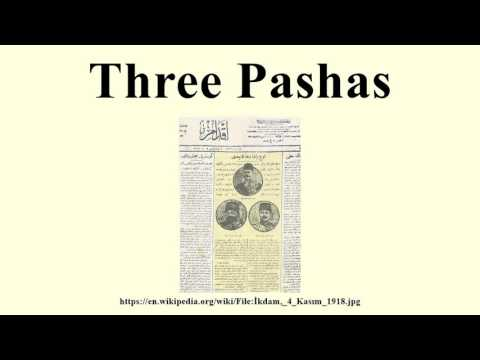 Three Pashas