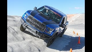 Ford Performance Raptor Assault: E1 - Reception and Initial Obstacles