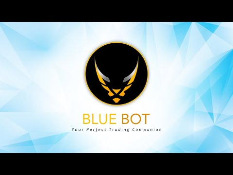Bluebot V3 Bittrex Trading Bot with Auto Trader and Pump Detector