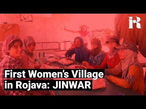 JINWAR an ecological women's village in Rojava