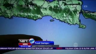 Gempa Di Jember Berpusat Di Malang Kedalaman 6 Kilometer - NET 5