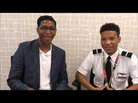 Pilot Laster Interview with Rafer Johnson Part 2
