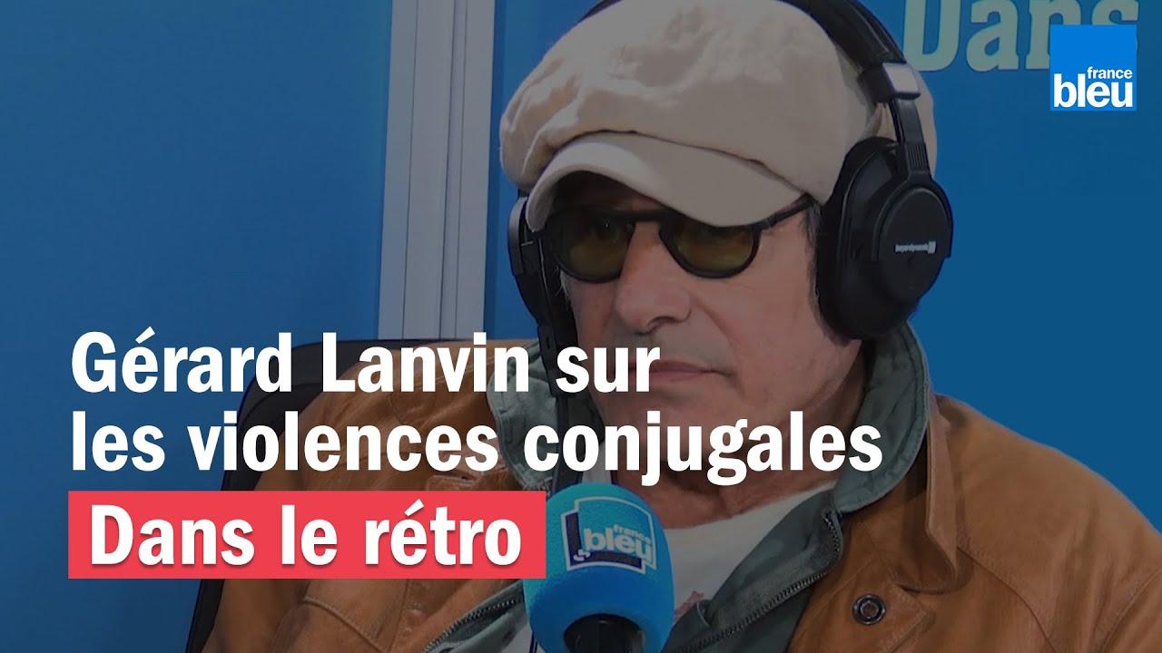 Gérard Lanvin contre les violences faites aux femmes