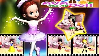 AVA 3D-куклы 1# Детский игровой мультик для детей! Ава 3Д куклы #Мобильныеигры