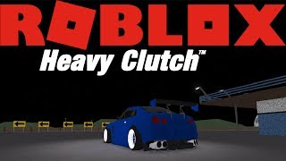 Roblox Heavy Clutch Drifting - Nissan Skyline R35 Drifting {Reverse Entry From The Start??}