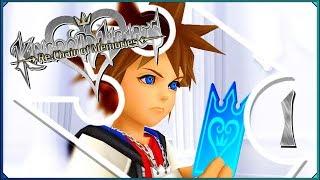 Kingdom Hearts: Re:Chain of Memories #1 - Zamek Zapomnienia wita z otwartymi kartami!