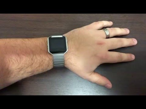how to clean fitbit band