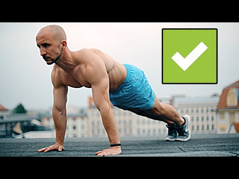 The Most Common Push-Up Mistakes and How to Fix Them