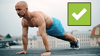 Video The Perfect Push Up | Do it right! download MP3, 3GP, MP4, WEBM, AVI, FLV September 2018