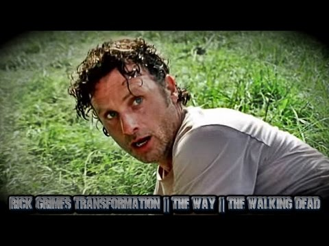 Rick Grimes Transformation || THE WAY || The Walking Dead