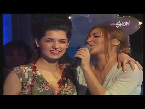 Ana Nikolic i Tanja Savic - Romale, romali - (LIVE) - NG Bravo show - (TV Pink 2006.)