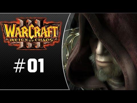 """Zagrajmy w """"Warcraft III: Reign of Chaos"""" #01 - W pogoni za wizją"""