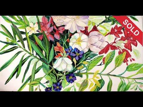 Art Smiley - Buy Original Large Abstract Art Paintings