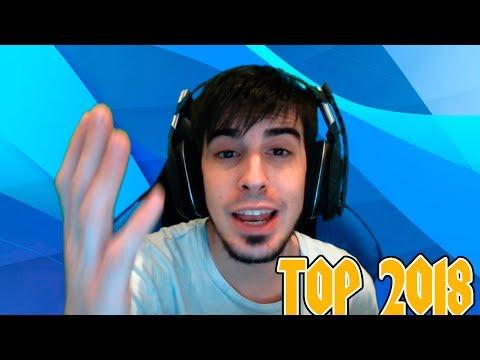 TOP 5 VIDEOJUEGOS 2018