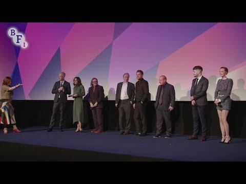 ON CHESIL BEACH Q&A | BFI London Film Festival 2017