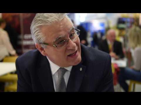 Stephen Coppini, director leisure sales, InterContinental Malta