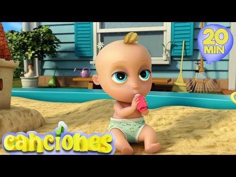 LooLoo – Uno, dos, ato mis zapatos – Cantece pentru copii in limba spaniola
