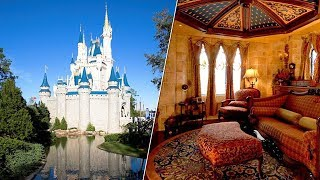 Imagineering the Cinderella Castle Suite - DisneyAvenue.com