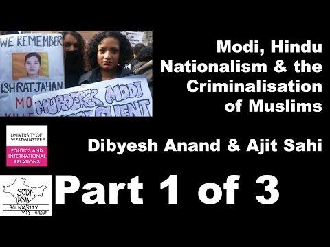 Ajit Sahi: Gujarat Genocide: Hindu Nationalism, Modi & the Criminalisation of Muslims