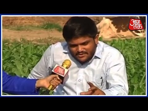 Gujarat Polls: An Exclusive Interview With Hardik Patel