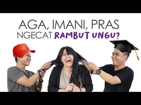 Imani & FD Dudes Ganti Warna Rambut??   FD Tried & Tested