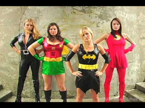 Halloween Costumes for Women 2014 | SuperWomen!!  sc 1 st  YouTube & Halloween Costumes for Women 2014 | SuperWomen!! - YouTube