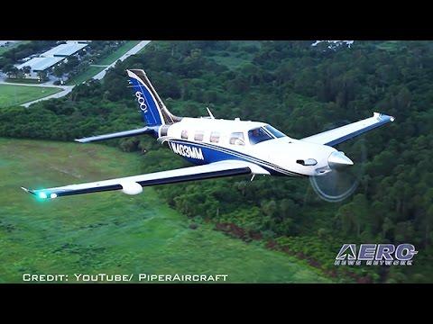 Airborne 09.15.16: Boeing T-X Unveiled, 'New Glenn' Rocket, Piper M600 PC