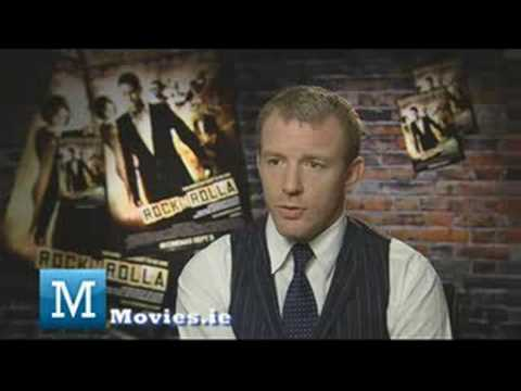 Guy Richie talks gangsters and RockNRolla - YouTube
