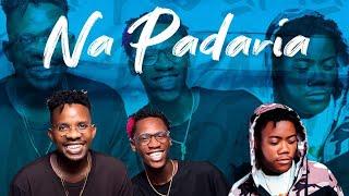 Os Biu Bau & Dj Taba Mix - Na Padaria, Vou Levar na Embalagem (Audio Oficial) Afro House 2021