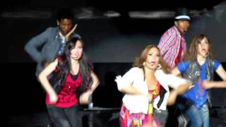 Its On - Demi Lovato and the Cast of Camp Rock 2 - Mountain View, CA - 09/18/2010 YouTube Videos