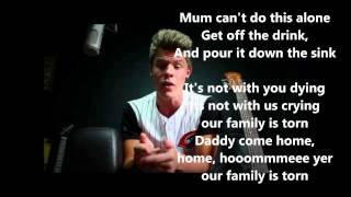 Nathan Grisdale Daddy come Home Lyrics
