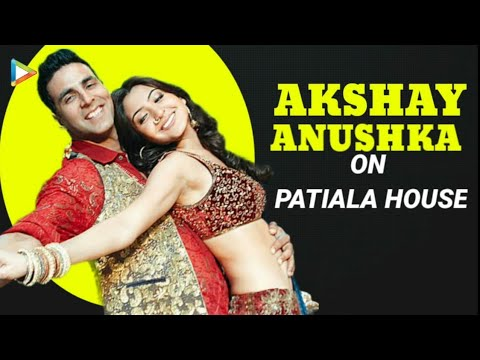 Akshay Kumar-Anushka Sharma Speak About 'Patiala House' Part 1 - Bollywoodhungama.com