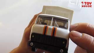 Про машинки. МАЗ-516 МЧС России металлическая коллекционная масштабная модель от AUTOTIME.