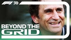 Alex Zanardi Interview | Beyond The Grid | F1 Official Podcast